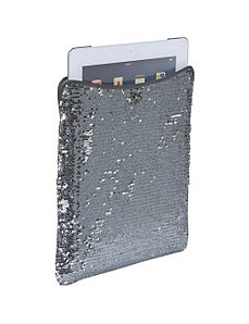 Sequins Tablet Case by Urban Expressions