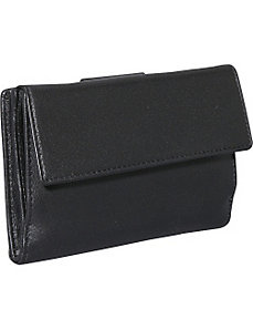 Ladies 3 Part Clutch Wallet by Derek Alexander