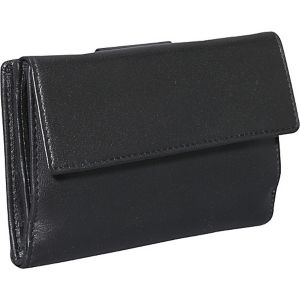 Ladies 3 Part Clutch Wallet