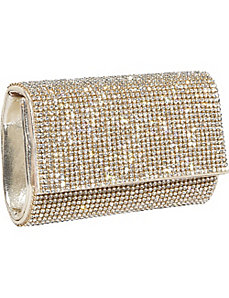 Crystal Clutch by J. Furmani