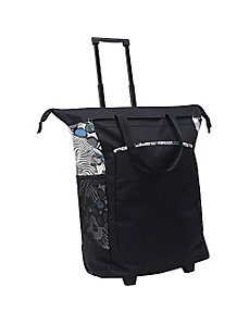 Rolling Shopper Tote by U.S. Traveler