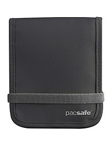 RFID-tec 100 RFID-Blocking Bi-fold Wallet by Pacsafe