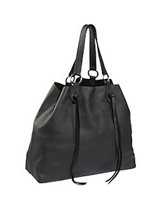 Soleil de Mer Leather Handbag/Tote by pb travel