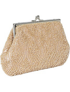 Beaded Evening Clutch by Moyna Handbags