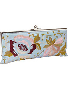 Embroidered Evening Bag by Moyna Handbags