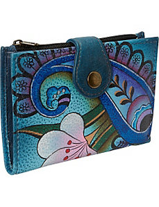 Ladies Wallet by Anuschka