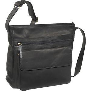 Large Multi Compartment Shoulder Bag