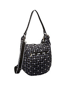 Heather Hobo by LeSportsac