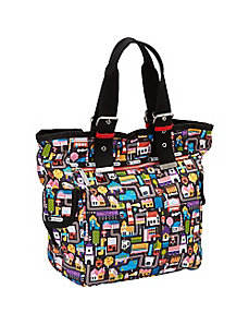 Triple Trouble Tote by LeSportsac