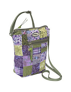 Penny Bag, Grape Patch by Donna Sharp