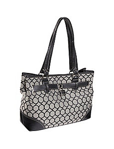 9 Jacquard Shopper by Nine West Handbags