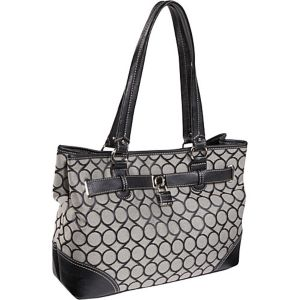 9 Jacquard Shopper