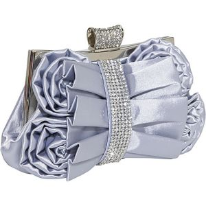 Fashion Clutch with Rhinestones