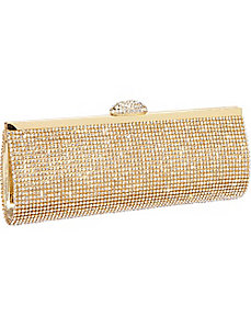 Fully Crystal Evening Bag by J. Furmani