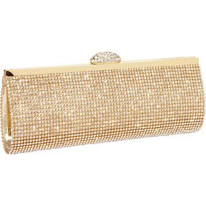 Fully Crystal Evening Bag