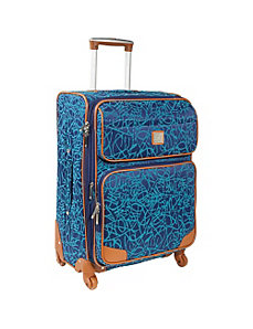 Abstract Jacquard 24' Exp Spinner by Diane Von Furstenberg
