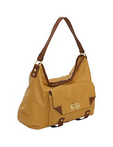 Max Leather Hobo by Sloane & Alex