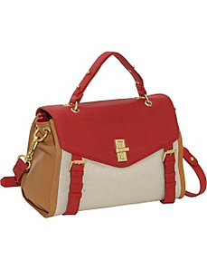 Austin Top Handle Satchel by Sloane & Alex