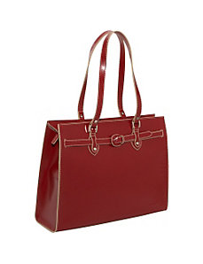 Milano Collection Alexis Laptop Tote by Jack Georges