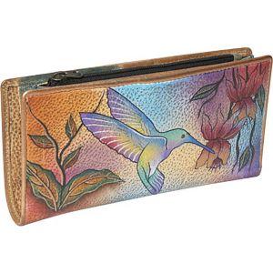 Ladies Clutch Wallet- Flying Jewels