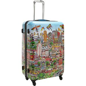 "New York Wind Beneath Our Wings 30"" Spinner Case"