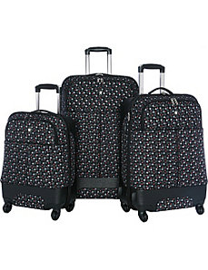 Quincy 3 Piece Exp. Luggage Set by Olympia