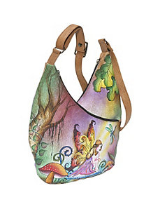 Crossbody Hobo - Enchanted Fairy by Anuschka