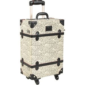 Old Fashioned Chest Styled 20' Rolling Luggage