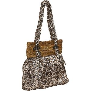 Animal Print Dress Bag