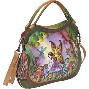 Large Convertible & Expandable Shopper - Enchanted