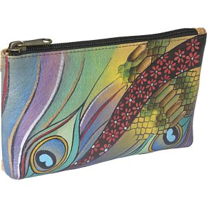 Cosmetic Pouch - Dancing Peacock