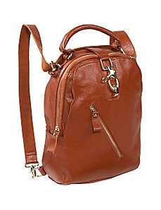 Quince Leather Handbag / Backpack by AmeriLeather