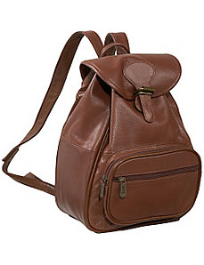 Ladies' Leather Backpack by AmeriLeather