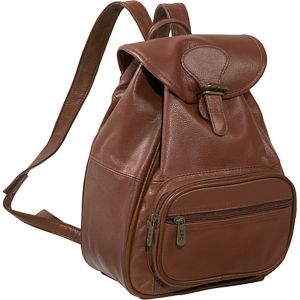 Ladies' Leather Backpack