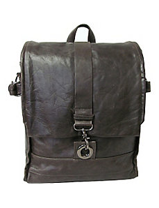 Vintage Messenger Bag / Backpack by AmeriLeather
