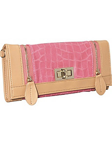 BiFold Designers Clutch by Ashley M
