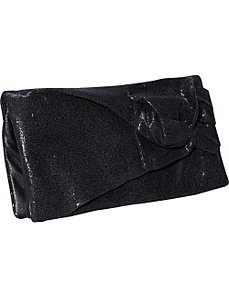 Metallic Evening Clutch Wallet by Ashley M