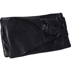 Metallic Evening Clutch Wallet