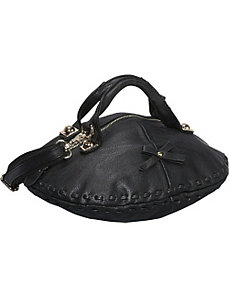 Saucer Shaped Handbag by Ashley M
