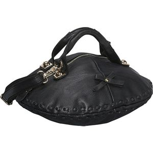 Saucer Shaped Handbag