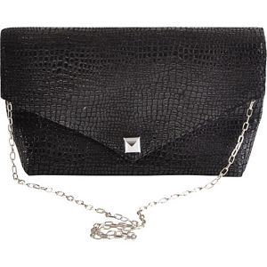 Envelope Boa Clutch