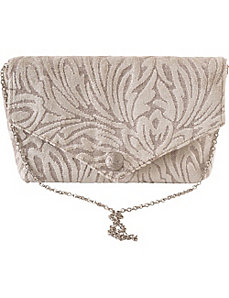 Envelope Cascade Clutch by Baxter Designs
