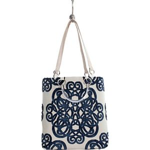 Large Filigree Tote