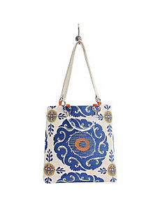 Large Marakesh Tote by Baxter Designs
