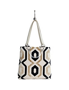 Large Mirella Tote by Baxter Designs