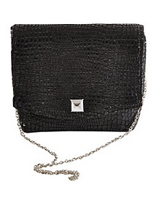 Square Boa Clutch by Baxter Designs