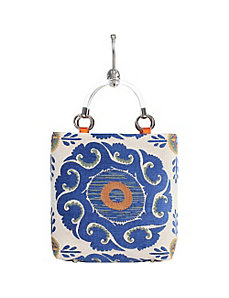 Small Marakesh Tote by Baxter Designs