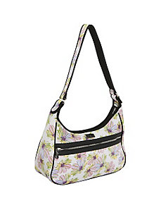 Bayshore Beach Large Zip Top Bag by Beach Handbags