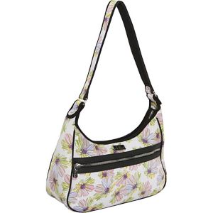 Bayshore Beach Large Zip Top Bag