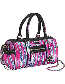 Coronado Shores Beach Medium Satchel by Beach Handbags